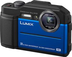 Цифровой фотоаппарат Panasonic Lumix DC- FT7 (синий)