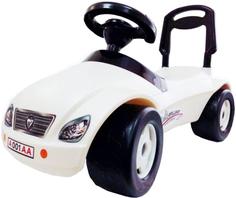 Транспорт Орион Машинка-каталка 016 (белый)