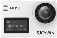 Экшн-камера SJCAM SJ8 Pro (белый)