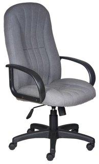 Кресло руководителя Бюрократ T-898AXSN (серый)