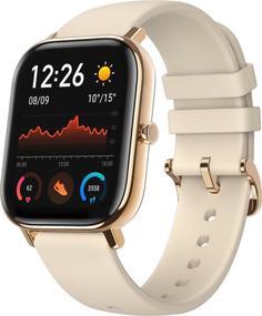 Умные часы Amazfit GTS (золотой)