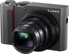 Цифровой фотоаппарат Panasonic Lumix DMC-TZ200 (серебристый)