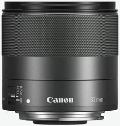 Объектив Canon EF-M STM 32мм f/1.4