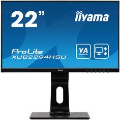 Монитор Iiyama XUB2294HSU-B1 (черный)
