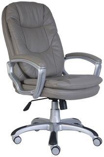 Кресло руководителя Бюрократ CH-868AXSN (серый)