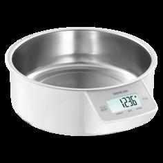 Кухонные весы Sencor SKS 4030WH (белый)