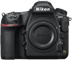 Зеркальный фотоаппарат Nikon D850 Body (черный)