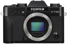Фотоаппарат со сменной оптикой Fujifilm X-T20 (черный)