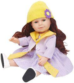 Кукла Lilipups с аксессуарами, 40 см (разноцветный)