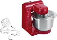 Кухонный комбайн Bosch MUM44R1 (красный)