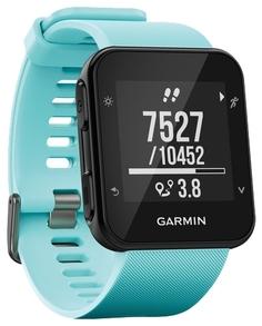 Спортивные часы Garmin Forerunner 35 (голубой)