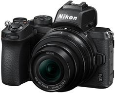 Беззеркальная фотокамера Nikon Z 50 + NIKKOR Z DX 16-50 f/3.5-6.3 VR (черный)