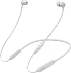 Наушники Beats X Earphones (атласное серебро)