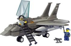 Конструктор SLUBAN Воздушные войска: Самолёт F-15