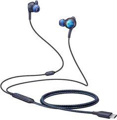 Наушники Samsung EO-IC500 (черно-синий)