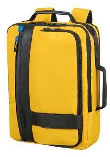 """Рюкзак Samsonite I32*002*06 для ноутбука 14.1"""" (желто-черный)"""