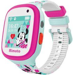 Детские умные часы Кнопка Жизни Aimoto Минни
