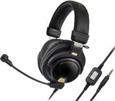 Наушники Audio-Technica ATH-PG1 (черный)