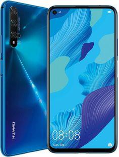 Мобильный телефон Huawei nova 5T (синий)