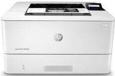 Лазерный принтер HP LaserJet Pro M404dn (белый)