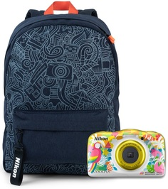 Цифровой фотоаппарат Nikon Coolpix W150 RESORT BACKPACK KIT