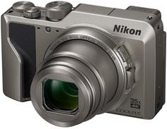 Цифровой фотоаппарат Nikon Coolpix A1000 (серебристый)