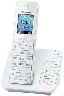Радиотелефон Panasonic KX-TGH220 (белый)