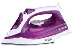 Утюг Sinbo SSI 6619 (бело-фиолетовый)