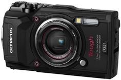 Цифровой фотоаппарат Olympus TG-5 (черный)