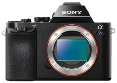 Фотоаппарат со сменной оптикой Sony Alpha A7S Body (черный)