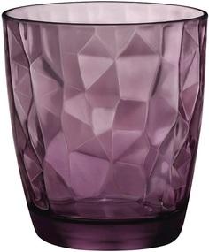 Стакан Bormioli Rocco Diamond (фиолетовый)