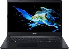 Ноутбук Acer EX215-21-667U (черный)