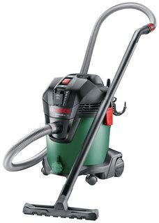Пылесос Bosch Advanced Vac 20 (черно-зеленый)