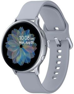 Умные часы Samsung Galaxy Watch Active2 Алюминий 44 мм + ремешок SM (арктика)
