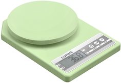 Кухонные весы LUMME LU-1343 (зеленый нефрит)
