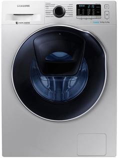 Стиральная машина Samsung WD80K5410OS (серебристый)