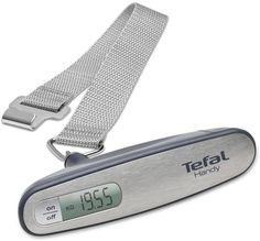 Весы для багажа Tefal LK2000V0 (серебристый)