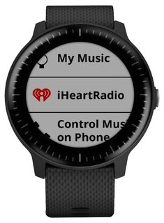 Спортивные часы Garmin vivoactive 3 Music (черный)