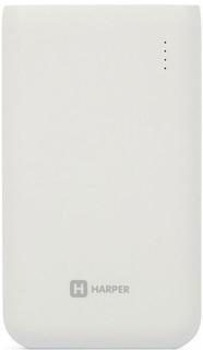Внешний аккумулятор Harper PB-10010 (белый)