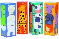 Игрушка DJECO Кубики (разноцветный)