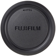 Задняя крышка объектива Fujifilm для объективов XF и XC (черный)