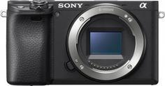 Цифровой фотоаппарат Sony ILCE-6400B