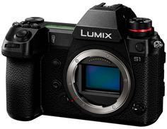 Цифровой фотоаппарат Panasonic Lumix DC-S1EE-K body (черный)