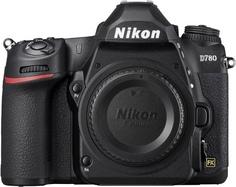 Зеркальный фотоаппарат Nikon D780 body (черный)