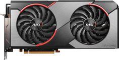 Видеокарта MSI RX 5600 XT GAMING X