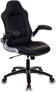 Игровое кресло Бюрократ VIKING-1 (черный)