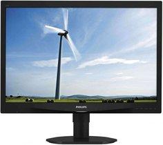 Монитор Philips 240S4QYMB (черный)