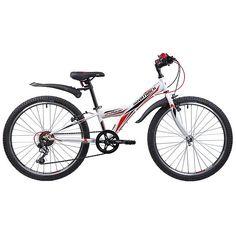 """Велосипед Novatrack RACER 24"""" (белый)"""