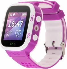 Детские умные часы Кнопка Жизни Aimoto Start (розовый)