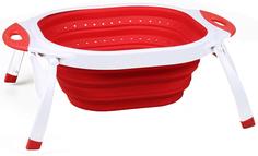Дуршлаг Pomidoro Paletta A2203 (красный)